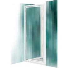 ROLTECHNIK CLASSIC LINE CDO1/850 sprchové dveře 850x1836mm jednokřídlé, bílá/bark