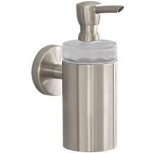 HANSGROHE LOGIS dávkovač tekutého mýdla 125ml, kartačovaný nikl/sklo 40514820