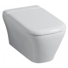 KERAMAG MYDAY klozetové sedátko s automatickým pozvolným sklápěním, z Duroplastu, bílá 575410000