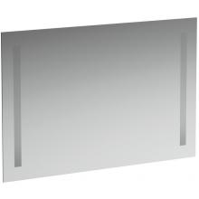 LAUFEN CASE zrcadlo 900x48mm 2 zabudované osvětlení, se spínačem