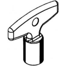 SCHELL nástrčný klíč, chrom