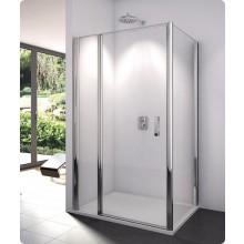 SANSWISS SWING-LINE SLT1 boční stěna 800x1950mm, aluchrom/čiré sklo Aquaperle