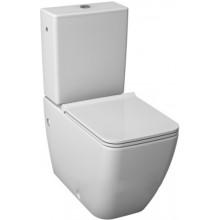 JIKA PURE WC kombinační mísa 355x670x430mm, kapotovaná ke stěně, bílá
