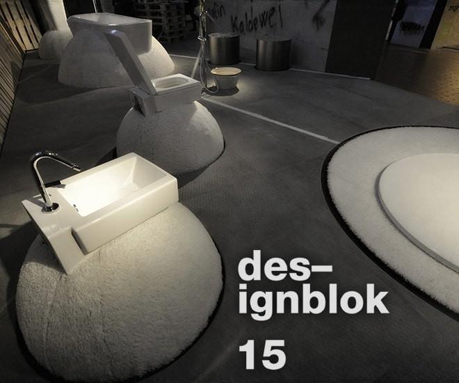 Naše expozice na Designbloku 2015