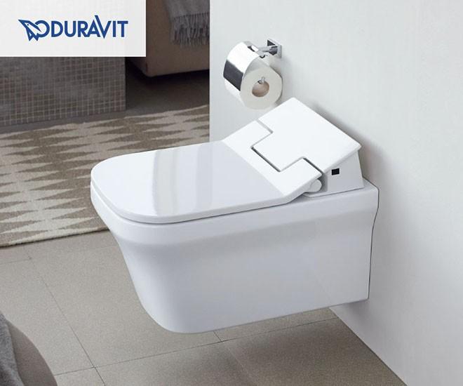 Nová generace Duravit SensoWash®