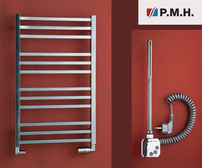 Akce na topné tyče a radiátory P.M.H