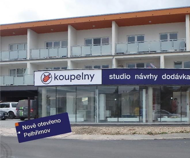 Nově otevřeno - KS Pelhřimov