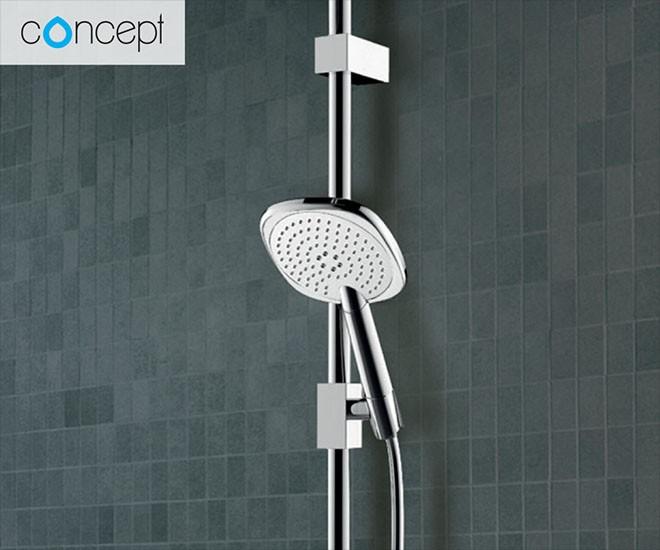 Concept 300 - pro radost ze sprchování