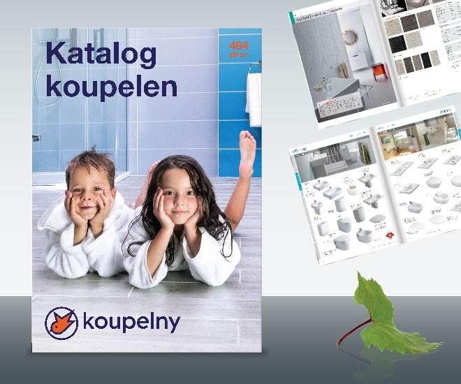 Katalog koupelen 2018