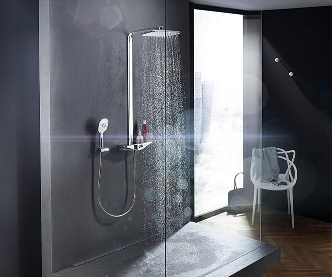Rychlou regeneraci zajistí sprcha od Hansy