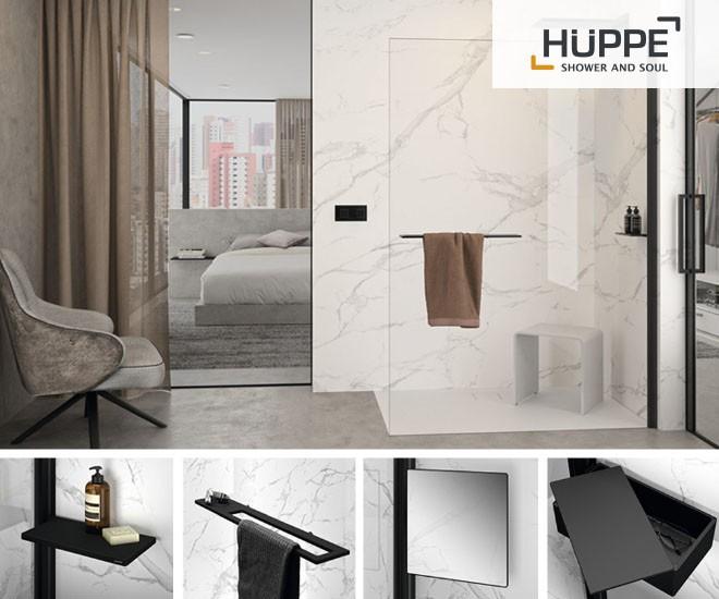 HÜPPE Select+ přináší nový přístup