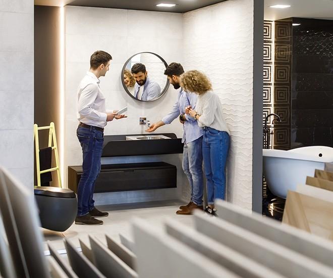 Aktuální provoz koupelnových studií