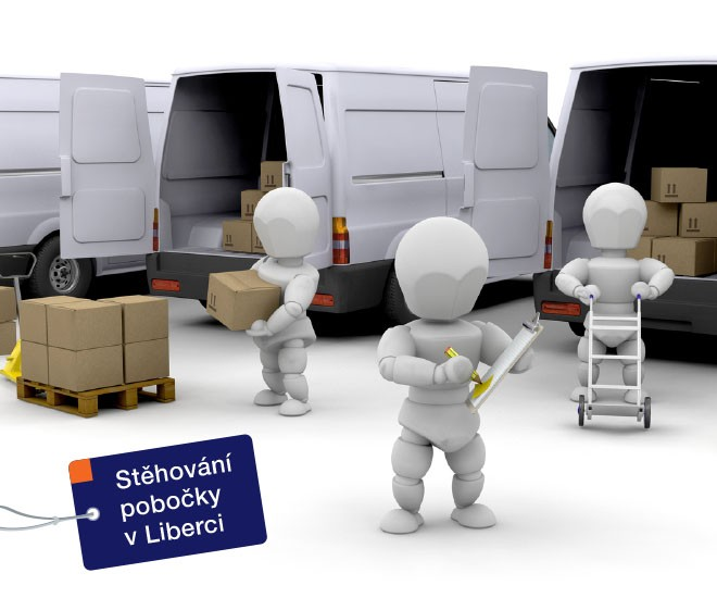 Výprodej až -80% a stěhování studia v Liberci