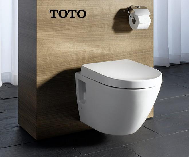 Akční set WC a sedátko TOTO