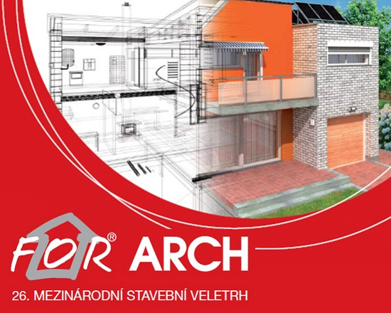 PTÁČEK na FOR ARCH 2015!