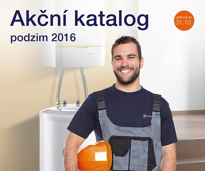 Akční katalog - podzim 2016
