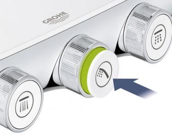 Koupelny Ptáček: GROHE Rainshower® SmartControl