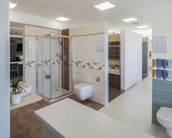 Koupelny Ptáček - OC Praha-Čestlice