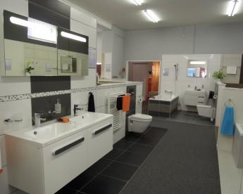 Koupelny Ptáček: Koupelnové studio Louny