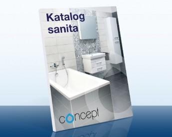 KOUPELNY Ptáček - Concept sanita