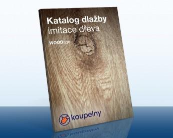 KOUPELNY Ptáček - Katalog Woodage Imitace dřeva 2015-17