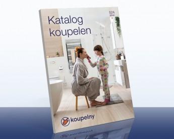 KOUPELNY Ptáček - Katalog koupelen 2019/20