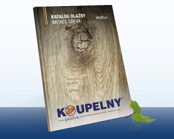 Katalog KOUPELNY Ptáček - Woodage Imitace dřeva 2015-16