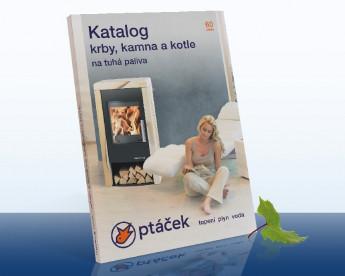 Katalog KOUPELNY Ptáček - Krby, kamna a kotle 2016-17
