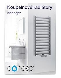 Katalog koupelnové radiátory Ptáček
